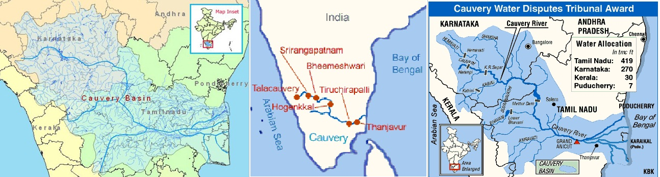 Study of Cauvery River Water Pollution and its Impact on ...