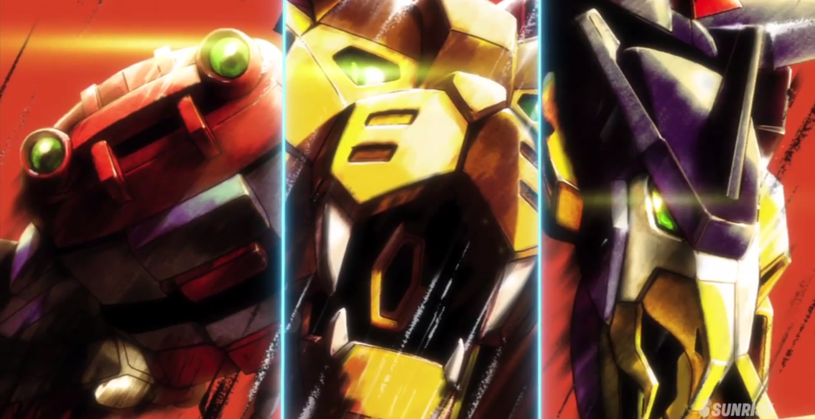 Gundam Trion 3