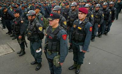 Lista de ingresantes a la Policía Nacional del Perú 2014