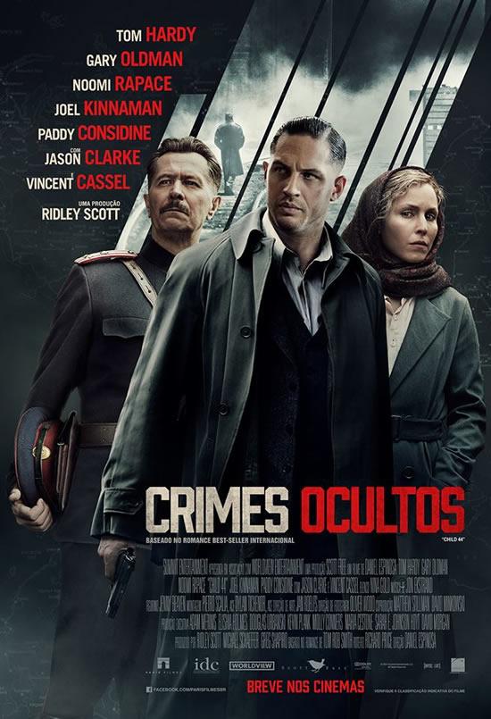 Crimes Ocultos Torrent - Blu-ray Rip 1080p Dual Áudio (2015)