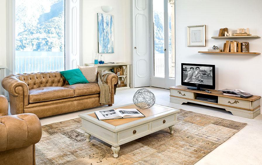 Portobellodeluxe nouveaux salons vintages for Muebles de salon estilo vintage