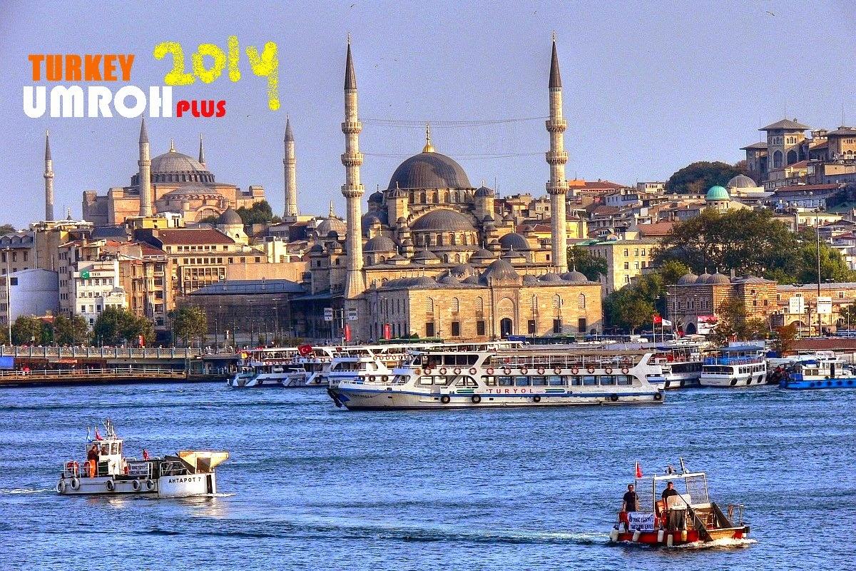 Itinerary Paket Umroh Plus Turki Desember 2014