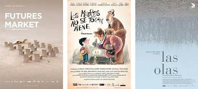 Festival de cine Europeo de Sevilla, películas nominadas al Giraldillo de oro 2011