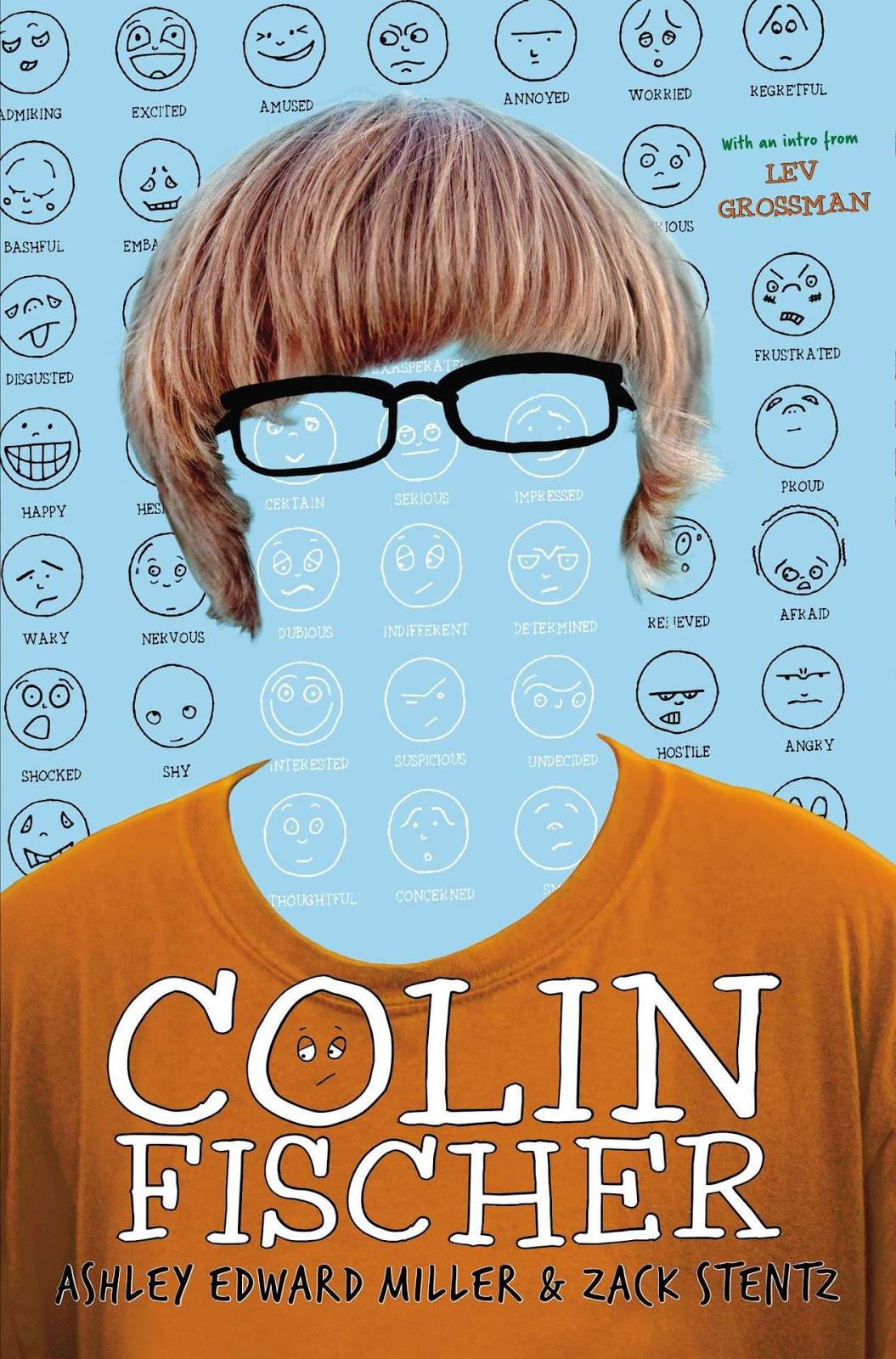 Review: Colin Fischer By Ashley Edward Miller And Zack Stentz