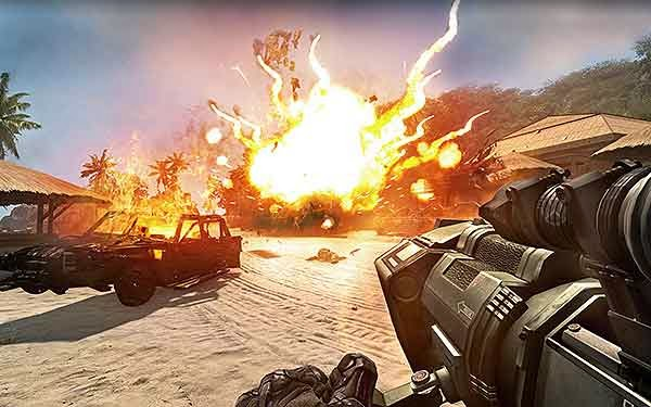Download Free FPS Games - Crysis Wars