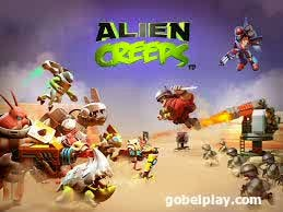 Free Download Alien Creeps TD Android Apk