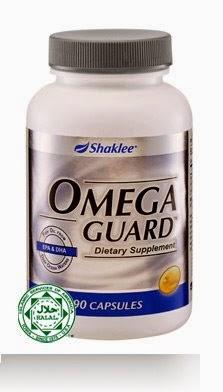 Petua Merawat Bisul Dengan Omega Guard Shaklee