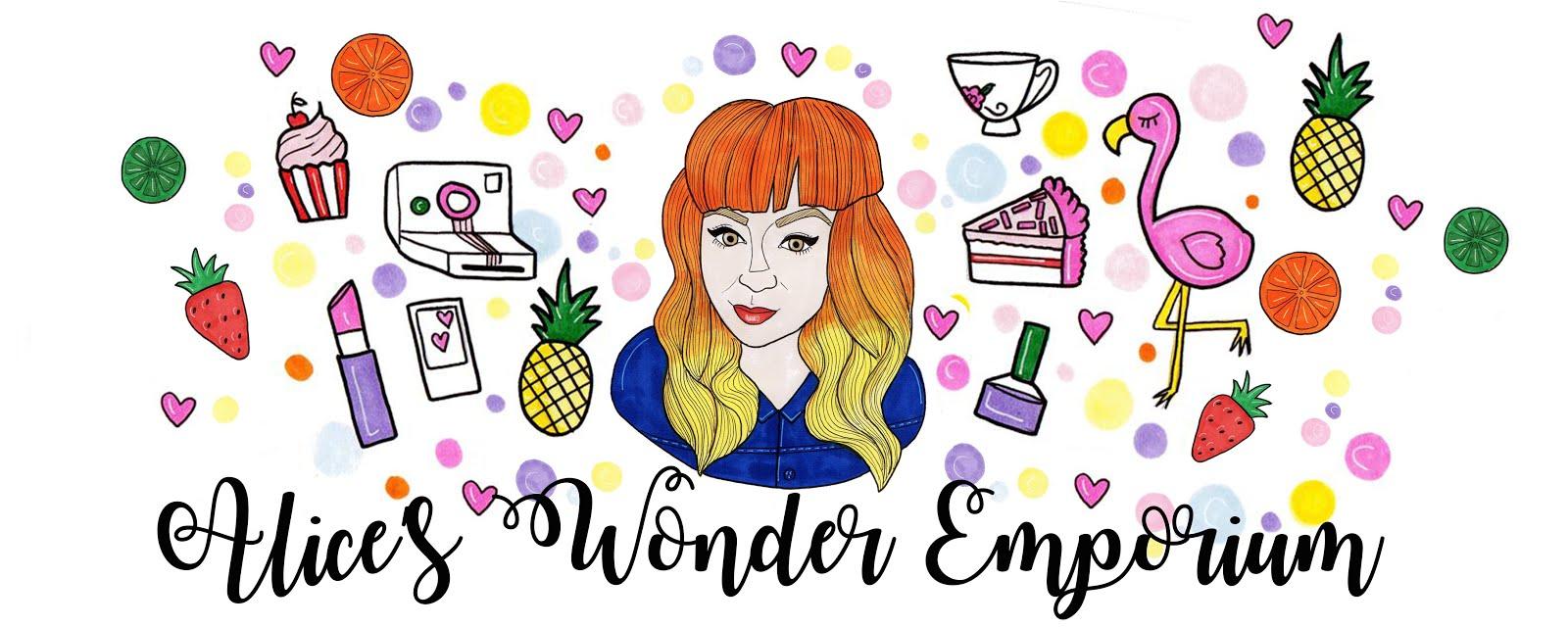 Alice's Wonder Emporium