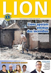 DENTRO DA REVISTA LION