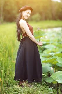 Thai nha van lo nhu hoa 033 Trọn bộ ảnh Thái Nhã Vân lộ nhũ hoa cực đẹp
