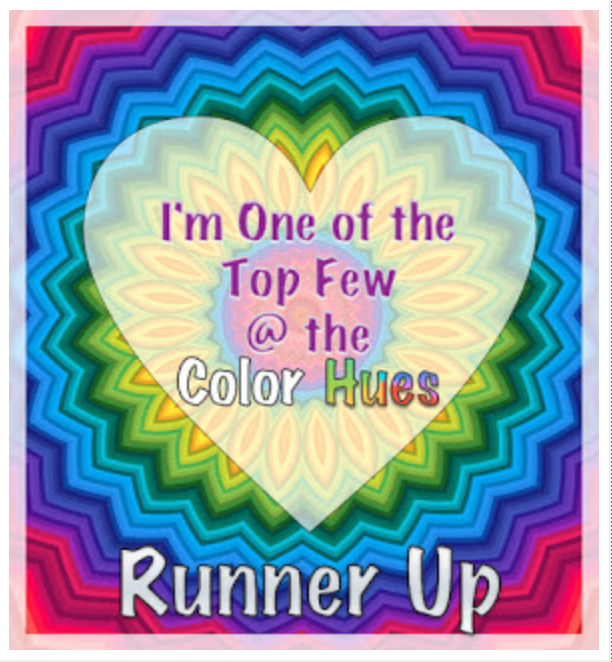 Color Hues Top Few Runner Up