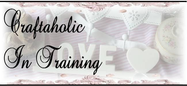Craftaholic In Training