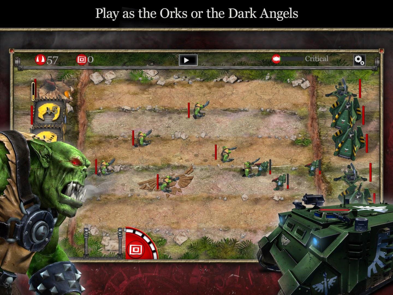 Warhammer 40000 Storm of Vengeance screenshots