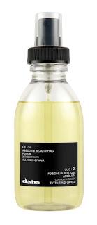 Sostenible Beauty Concepts, Davines, Oi / oil Poción de Belleza para el cabello, Peinado brillante, Doble acción