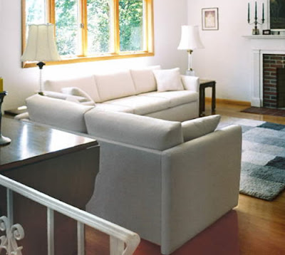 White Living Room Sofas