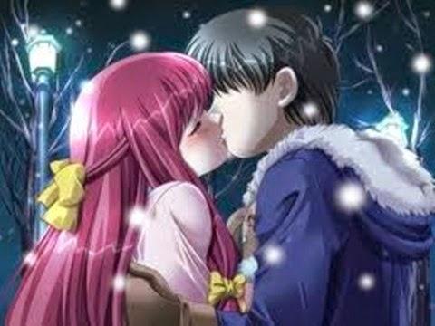 kartun ciuman bibir