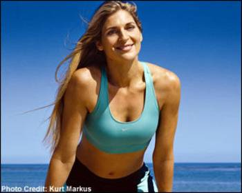 Sexiest Women Athlete Of All Time gabrielle reece