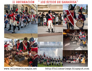 "II Recreacin ""Los Sitios de Zaragoza"""