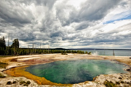 Jana Malinek Photography Yellowstone National Park West