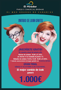 Estilista Campaa Cambio de Look del  CC EL MIRADOR
