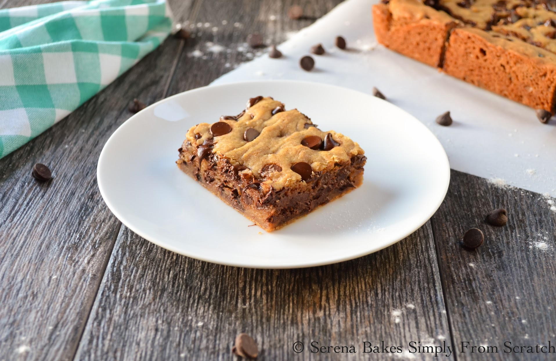 Brown Butter Blondies are a must make.