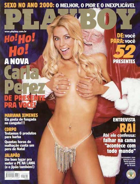 Carla Perez - Playboy 2000