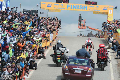 Horner wins on Sierra Road