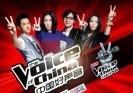 The voice China 2013 Tập 5 - Vòng giấu mặt