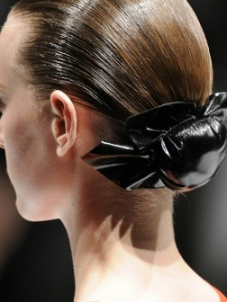 Famous Slicked Hairstyle 10