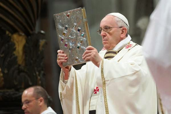 Papa Francisco irá à Terra Santa
