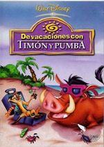 De Vacaciones Con Timon y Pumba (1998)