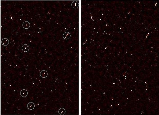 Alineación de agujeros negros
