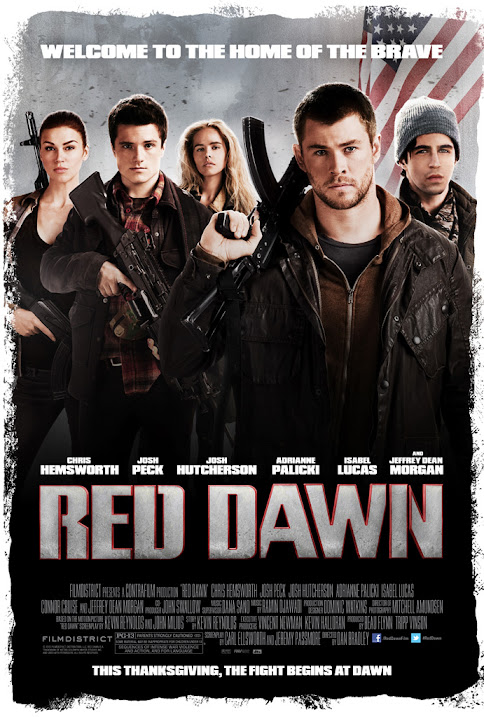 ตัวอย่างหนังใหม่ : Red Dawn (หน่วยรบพันธุ์สายฟ้า) ซับไทย