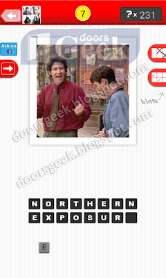 answer northern exposure guess the tv show level 20 7 answer cheats