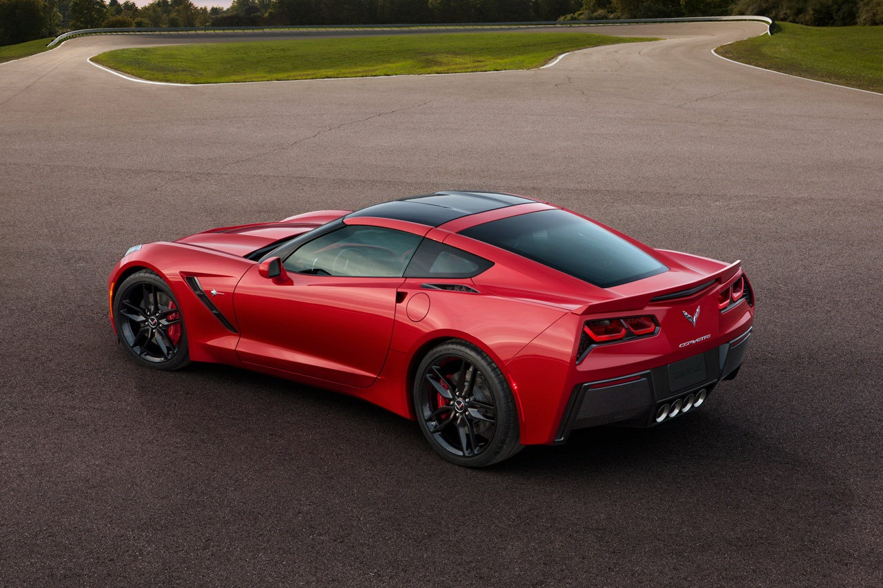 2014 corvette Stingray Wallpaper 17