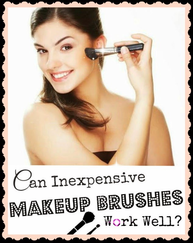 Can Inexpensive Makeup Brushes Work Well, By Barbie's Beauty Bits