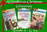 A Smalltown Christmas Giveaway from Tome Tender