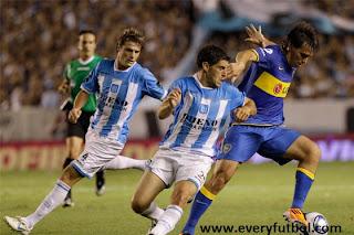 Resultado Partidos Segunda Fecha Futbol Argentino