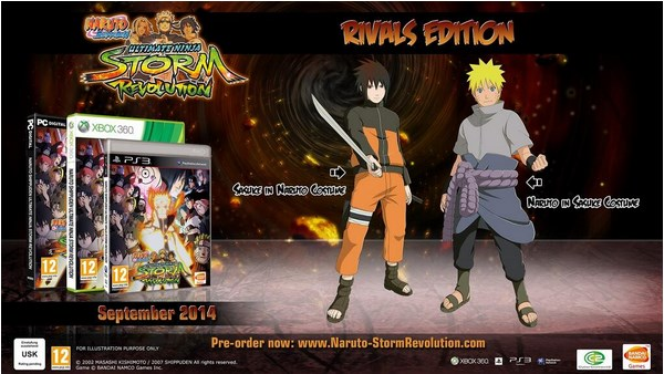 Game Terbaru 2014 Naruto Terbaik
