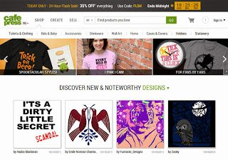 online store to sell products