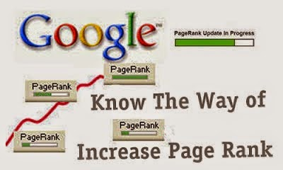 Tips to Increase your Page Rank Updated