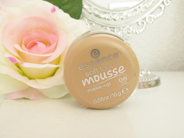 essence Soft Touch Mousse 08 matt vanilla Neuheiten Herbst 2014
