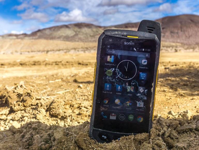 Dilindas Mobil, Ponsel Android Ini Diklaim Tidak Rusak