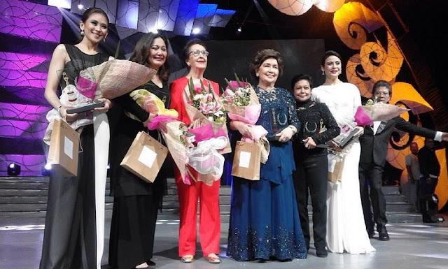 "FAMAS' ""Iconic Movie Queens of Philippine Cinema"""