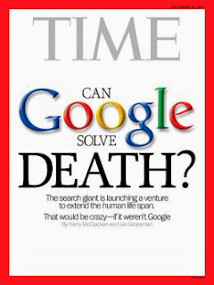 Time Magazine Can Google Solve Death
