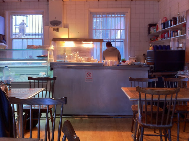 Mama Irene Shoreditch Lennies Snack Bar review