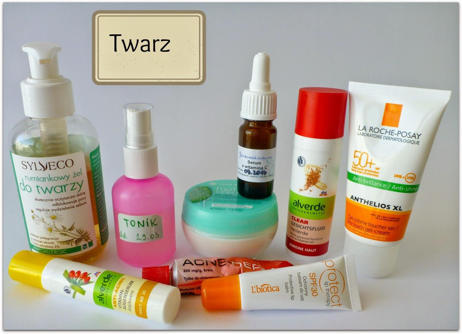 Podróże 2014: Kosmetyki w tropiki cz. 1