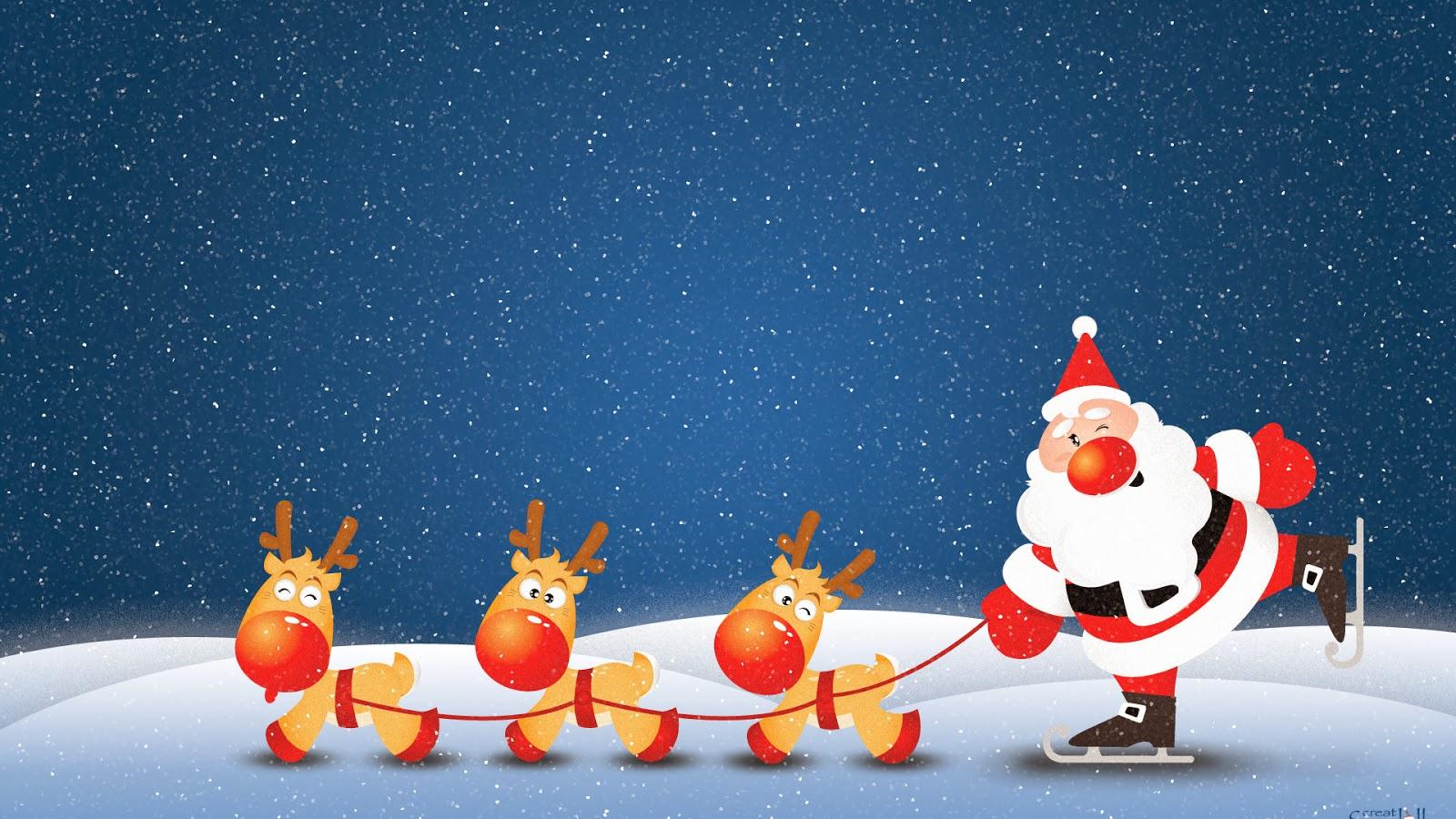 Sigue a Santa