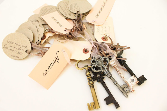 keys to marriage fun bridal shower game idea