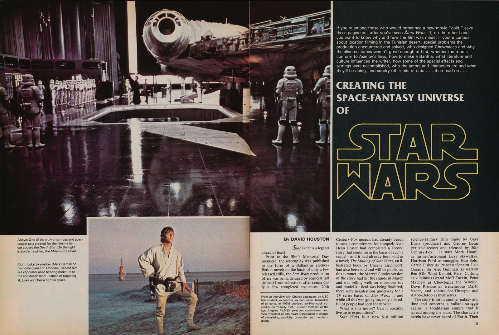 essays on star wars iv This essay is primarily about the role of pastiche or nostalgia in star wars' success it also discusses the growth of film throughout history, and the place of postmodernism in film history.
